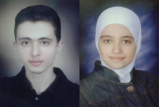 Syria - POC - Mohammed and Marwa Tuffaha