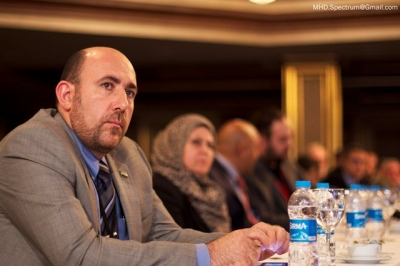 Syria - SNC - Executive Director - Osama Kadi