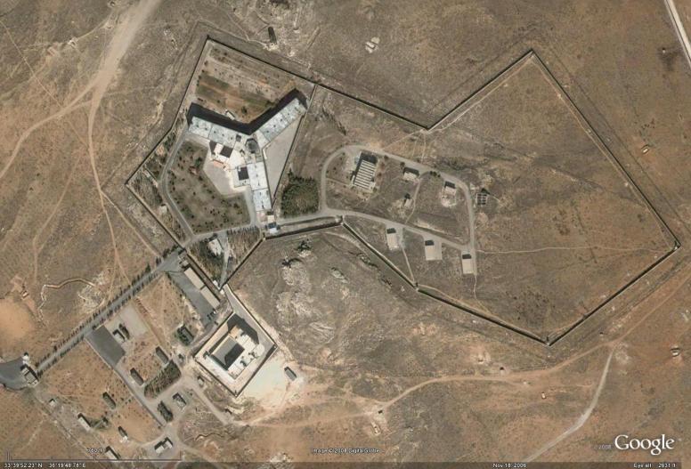 Syria - Prisons - Saydnaya Prison