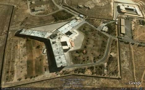 Syria - Prisons - seydnaia prison