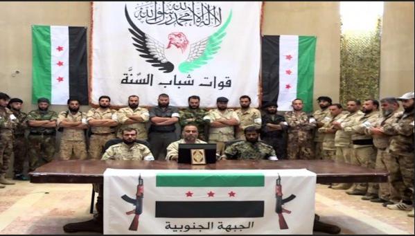 Shabab Sunna Forces_FSA