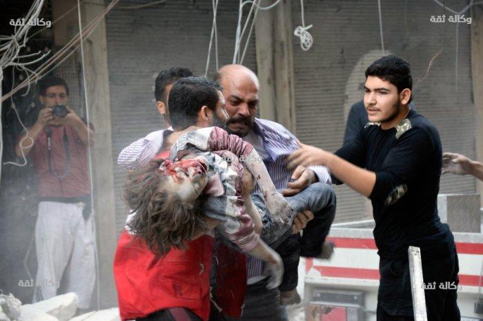 Россия намерена стереть Алеппо с лица земли, превратив его в новый Грозный, - The Financial Times - Цензор.НЕТ 6525